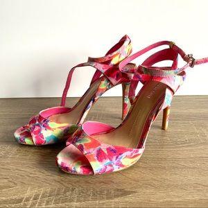 Gianni Bini Multicolored Heels